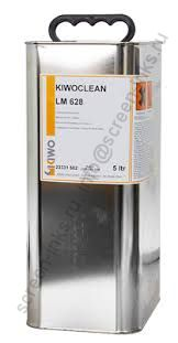 Очиститель KIWOCLEAN LM 628, 5 литров.