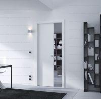 Дверь в пенал Eclisse Unico Single отделка эмаль
