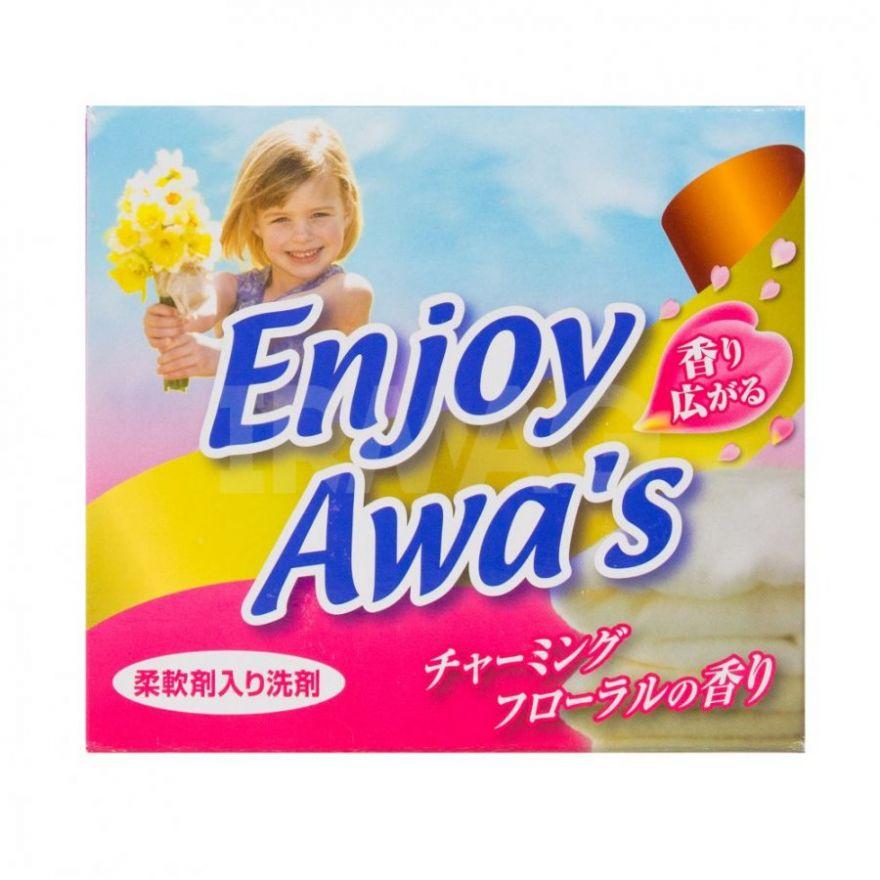 Стиральный порошок Enjoy Awa's 900гр