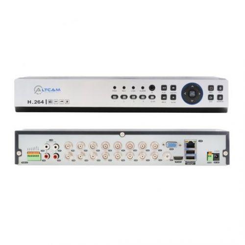 16-канальный видеорегистратор AltCam DVR1611 (1080N)