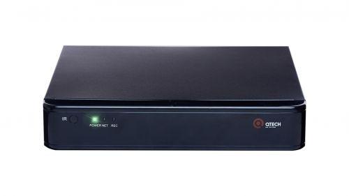 4-канальный видеорегистратор Qtech QVC-XVR-104/1080P