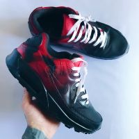 "Custom Nike Air Max 90 Essential ""Cosmo Flux"""