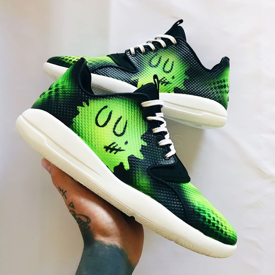 Custom Jordan Eclipse
