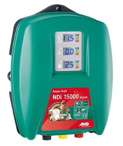 Генератор цифровой NDi 15000,(220В)