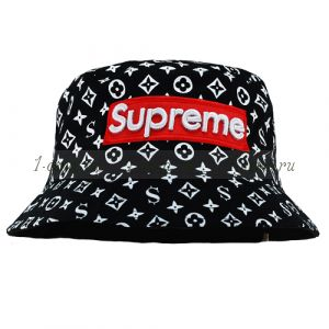 Панама UNISEX cotton  SUPREME рисунок