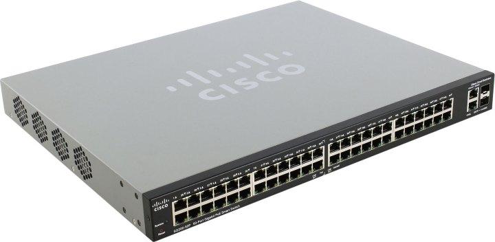 Коммутатор Cisco SLM2048PT