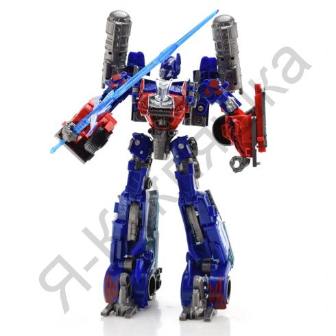 Трансформер-робот (Оптимус Прайм)