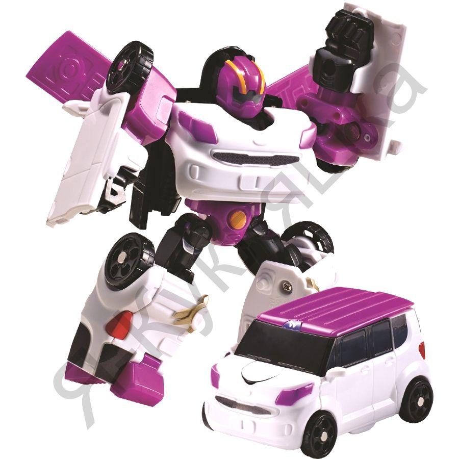 Робот-трансформер Тобот мини W