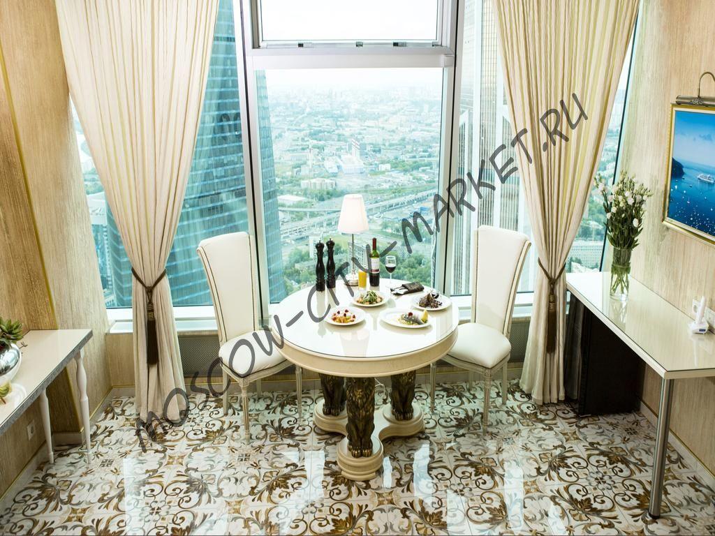 Апартаменты в Москва-Сити (Бизнес)