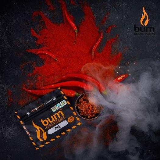 Табак Burn - Fire - (самое острое, из того что вы пробовали) 100гр