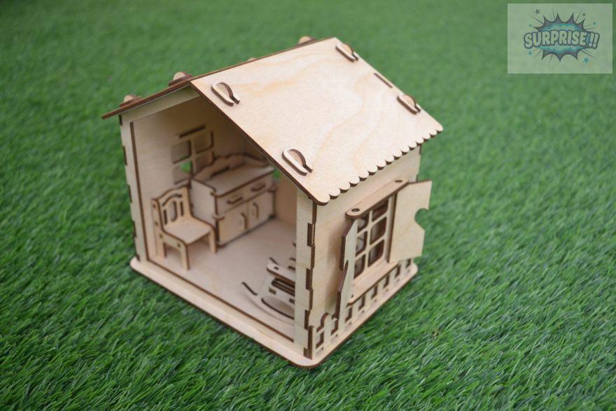 Кукольный домик «Летний домик»