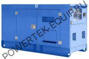 Дизельный генератор Powertek АД-10С-Т400-1РКМ11