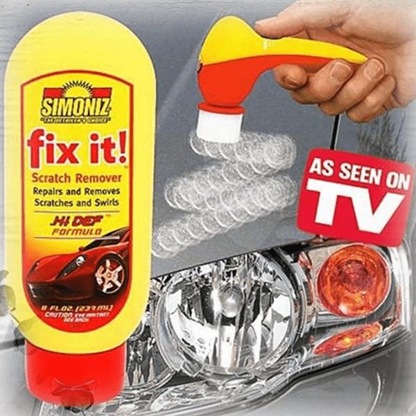 Набор для удаления царапин автомобиля SCRATCH REPAIR KIT