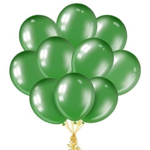 Набор шаров металлик (цвет - green)
