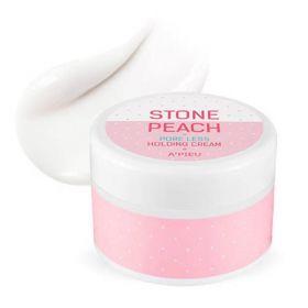 A'PIEU Stone Peach Pore Less Holding Cream 50ml - Крем с экстрактом персика для сужения пор