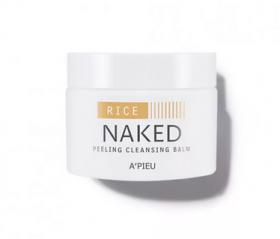 A'PIEU Naked Peeling Cleansing Balm 45g - Очищающий пилинг-бальзам