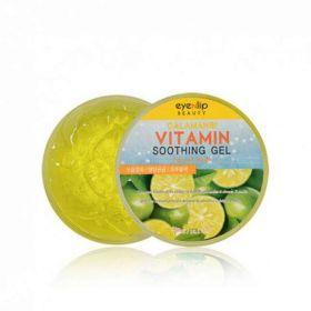 EYENLIP Calamansi Vitamin Soothing Gel Face & Body 300ml  - Универсальный успокаивающий гель с экстрактом каламанси