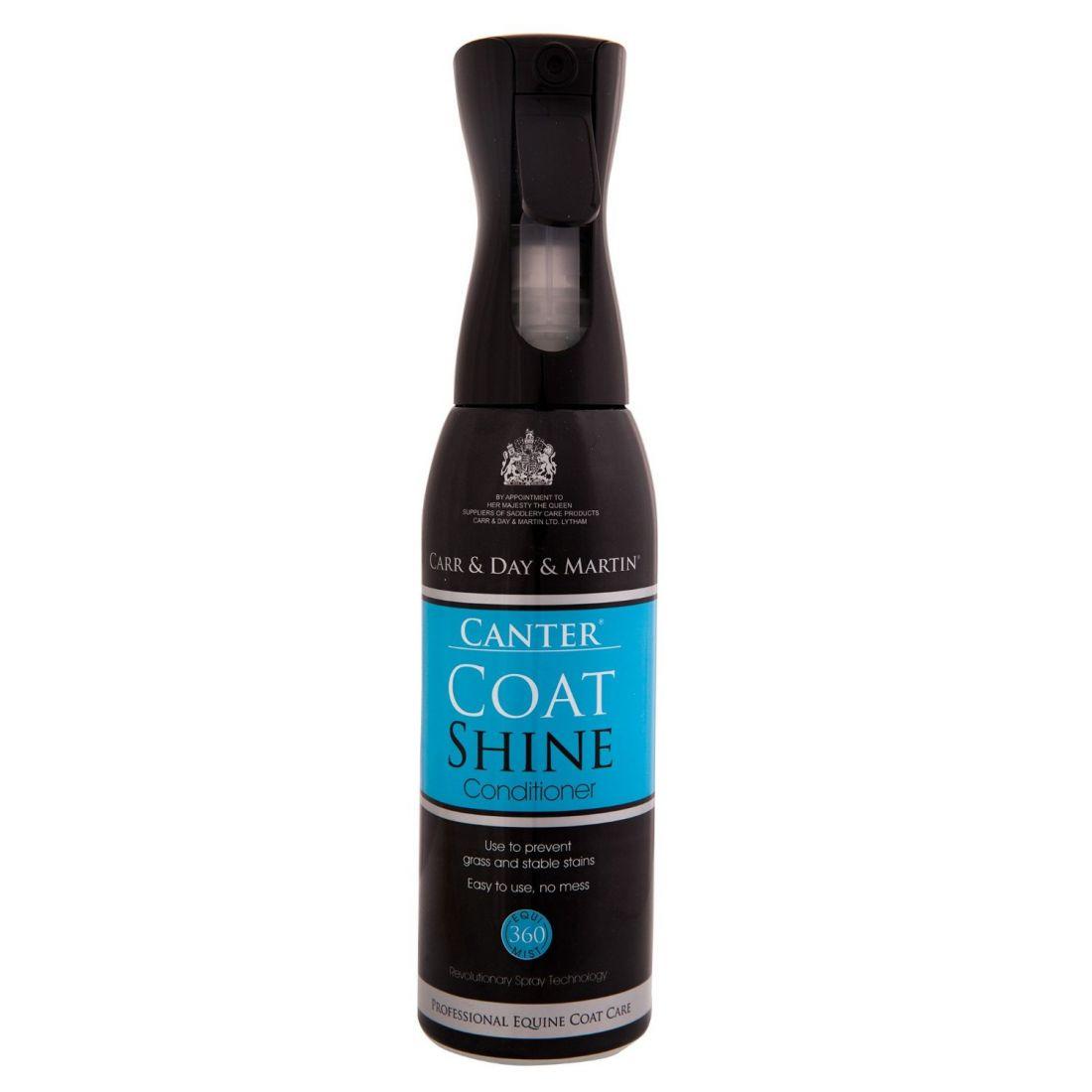 Coat Shine Conditioner (Кондиционер для придания блеска)