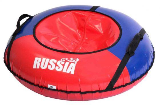 Русский тюбинг элитный большой Russia 100