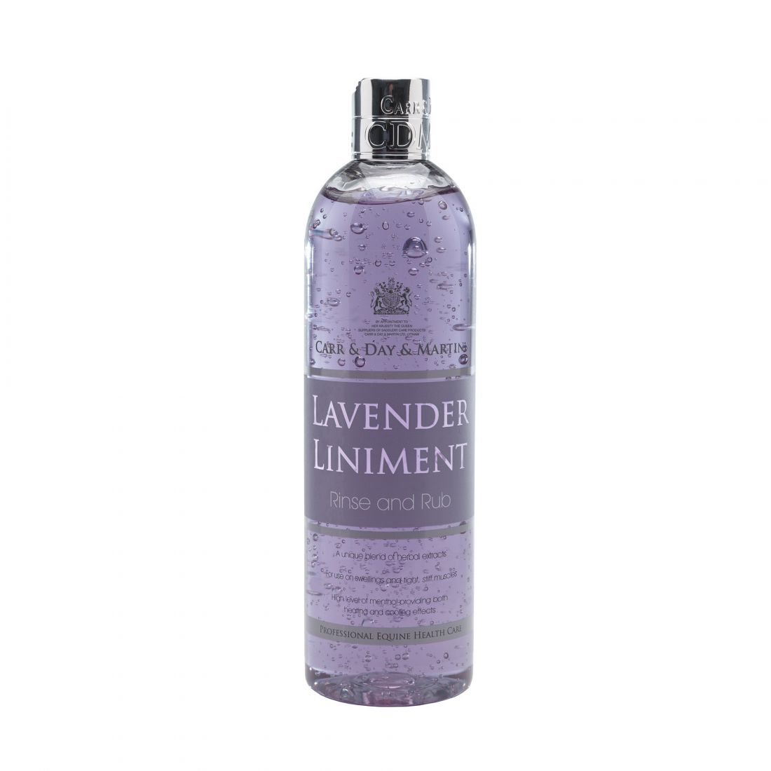 Lavender Liniment Rinse and Rub (Линимент двойного действия с шипами лаванды)