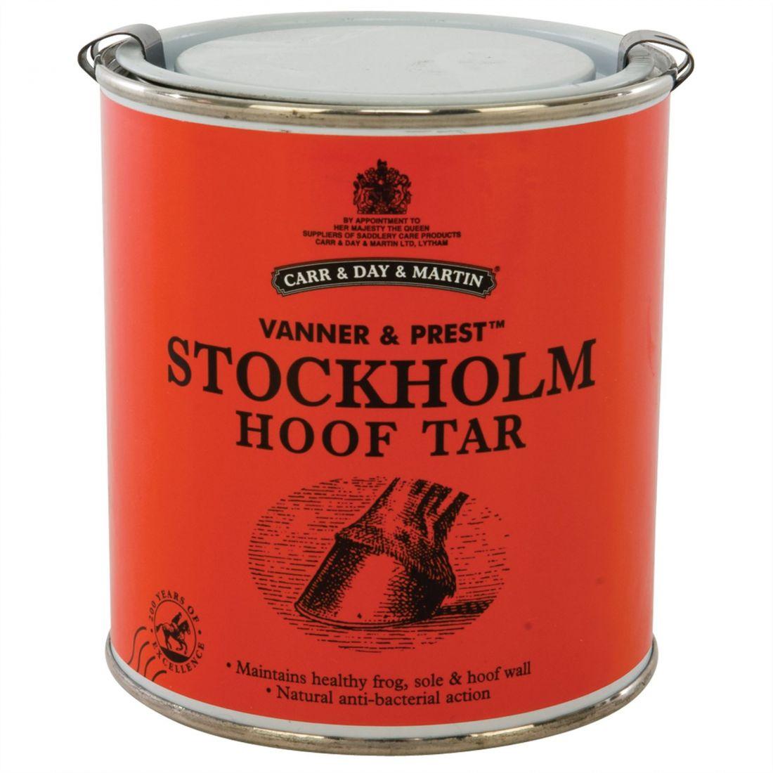 Стокгольмская смола Vanner & Preston Stockholm Hoof Tar