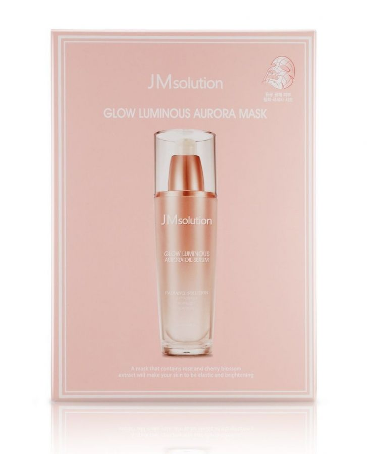 Тканевая маска JMSolution Glow Luminous Aurora