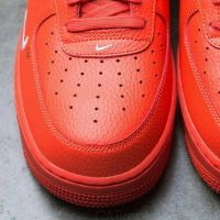 NIKE AIR FORCE 1 '07 LV8 UTILITY RED TOUR