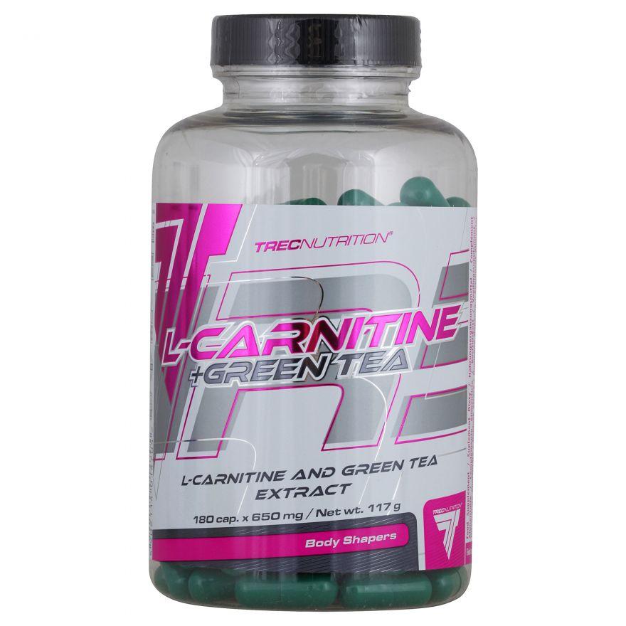 L-Carnitine + Green Tea (Trec Nutrition)