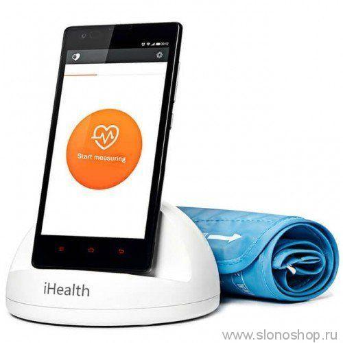 Тонометр Xiaomi iHealth для измерения давления и сердечного ритма