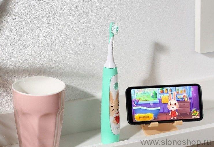 Детская электрическая зубная щетка Xiaomi