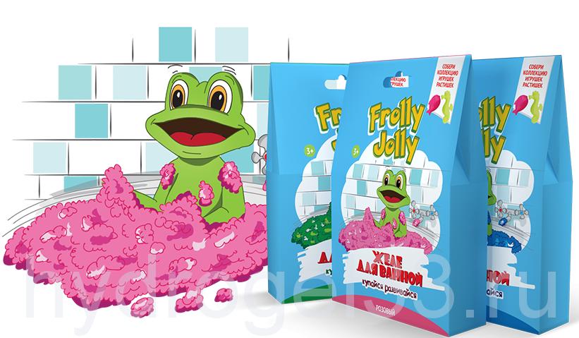 Желейная ванна Frolly Jolly (Россия)