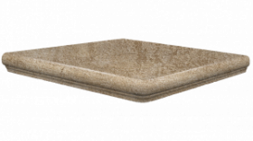 Ступень угловая Bremen Eckflorentiner Sand 32×32
