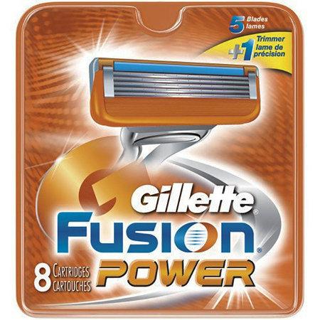 м:  Gillette Fusion Power сменные кассеты (8 шт)