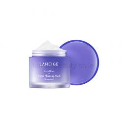 Laneige Water Sleeping Mask (Lavender) - легкая ночная увлажняющая маска от Laneige c  маслом лаванды  (70  мл)
