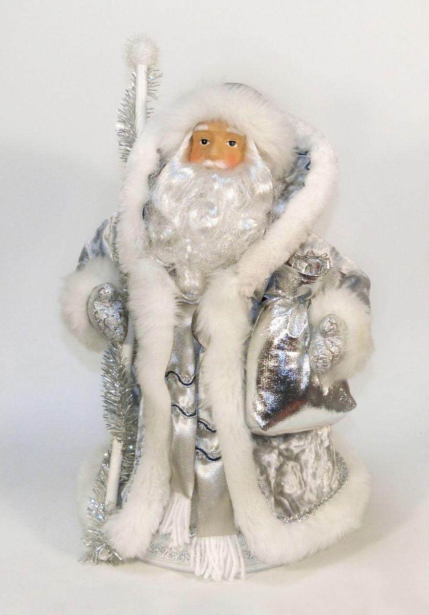 Дед Мороз в серебряном 1000 грамм