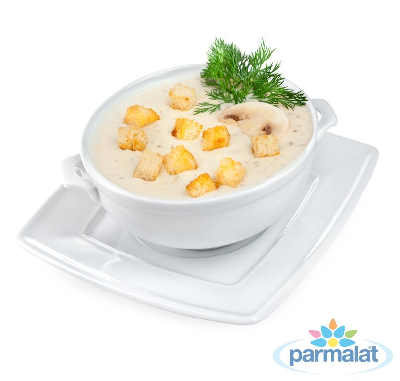 Суп-пюре «Сырный»