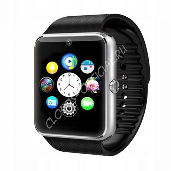 Умные часы Smart Watch BRAVIKA GET (grey)