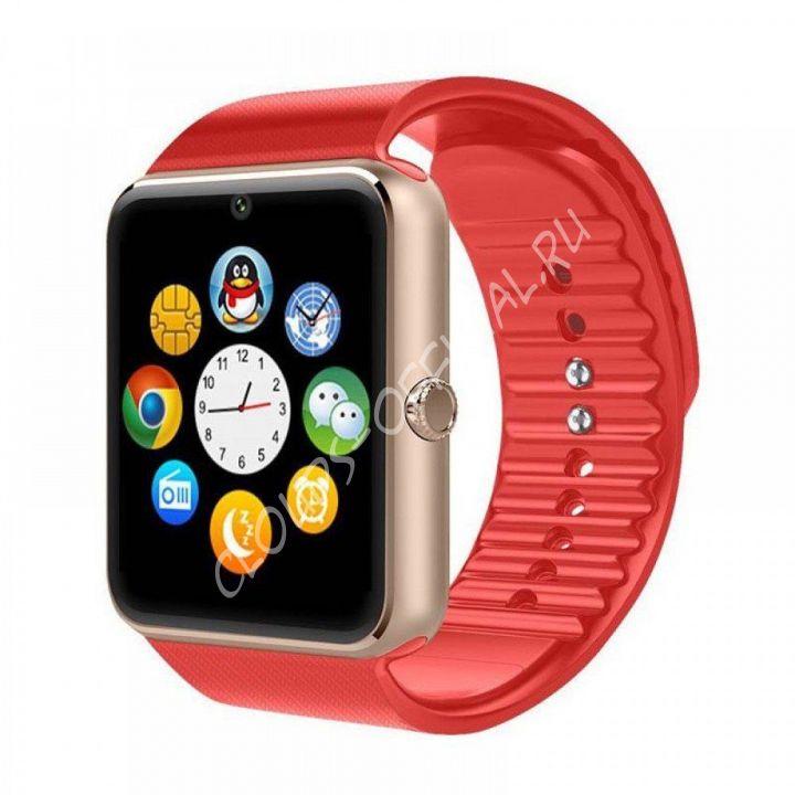 Умные часы Smart Watch BRAVIKA GET (red)