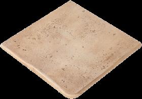 Ступень угловая Exagres Vega Cartabon Flor. antd Camel 33×33.5