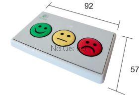 Беcпроводной пульт 3 кнопки