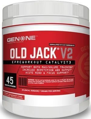 Предтреник Old Jack V2 45п. (Genone Lbs)
