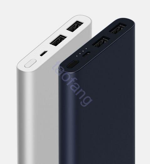 Xiaomi Power Bank на 10000mAh