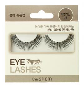 The Saem Eyelashes 2 - Накладные ресницы