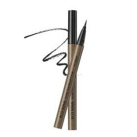 THE SAEM Eco Soul Long Stay Brush Liner - Кисть-лайнер для глаз с ультратонкой кистью