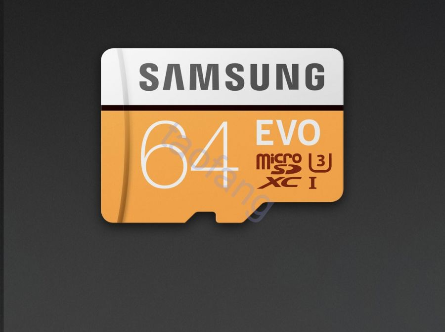 карта памяти Samsung EVO Micro SDXC UHS-I U3