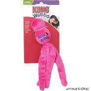 KONG Cat Wubba игрушка для кошек с кошачьей мятой, погремушкой, и шелестящим хвостом