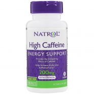 Natrol High Caffeine 200 мг 100 таблеток