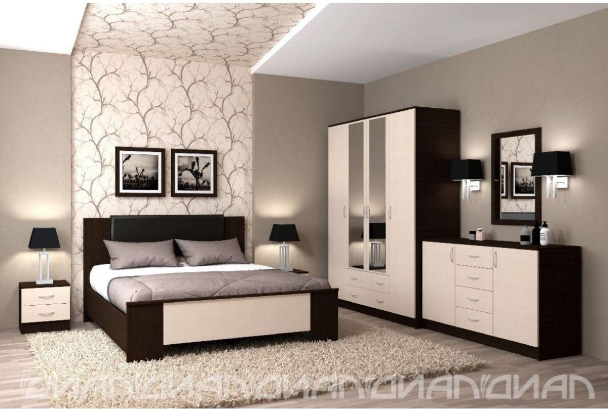 Спальня Кэт-7 вариант-5