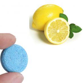 Таблетка для посудомоечной машины «АЭРО ЧИСТО», кондиционер «Лимон»