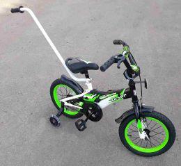 Детский велосипед от 3 лет Black Aqua kid 14